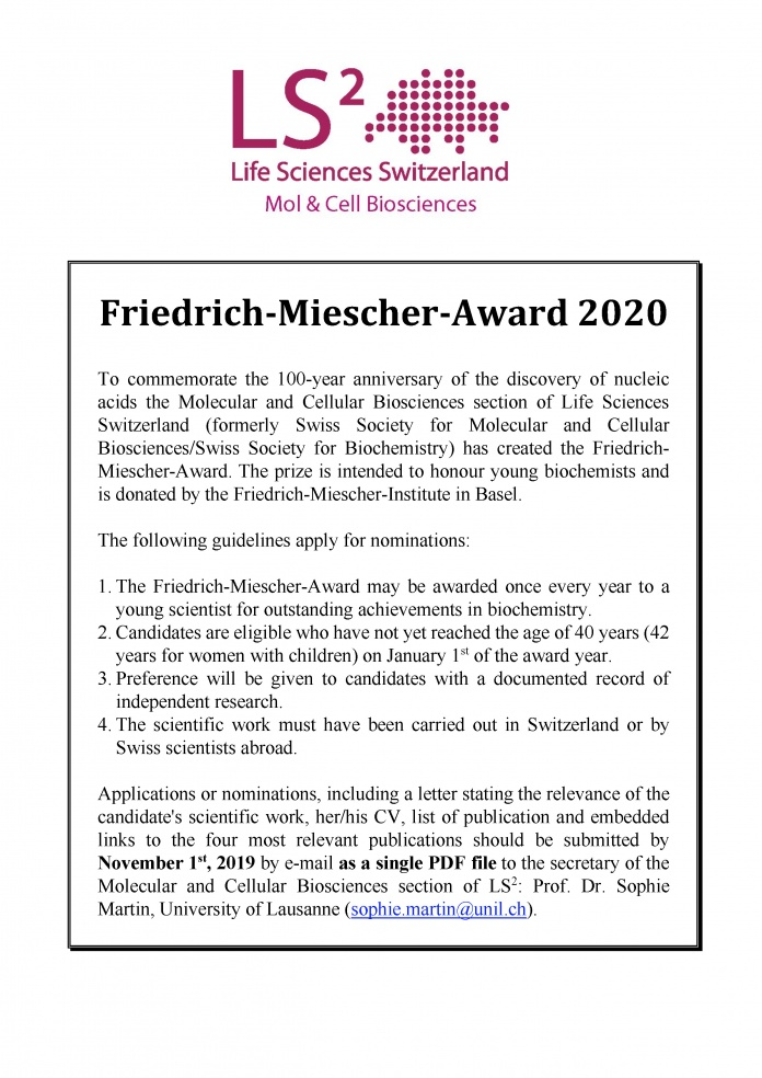 Life Sciences Switzerland - www ls2 ch